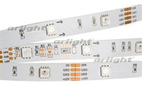 Лента SPI 2-5000-AM 12V RGB (5060, 150 LED x3, 6812) (5 м.)