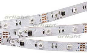 Лента SPI-5000-AM 12V RGB (5060, 150 LED x3, 1804) (5 м.)