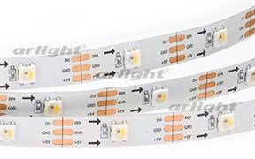 Лента SPI 2-5000-AM 5V RGB-White (5060,150 LED x1) (5 м.)