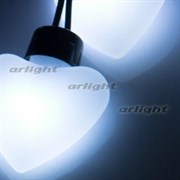 Гирлянда ARL-HEART-5000-20LED White (220V, 5W)  (1шт.)